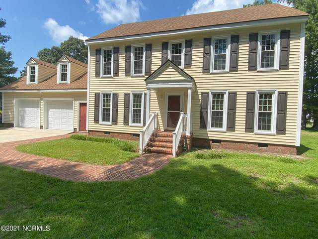 1265 Drivers Circle, Rocky Mount, NC 27804 (MLS #100287966) :: RE/MAX Elite Realty Group