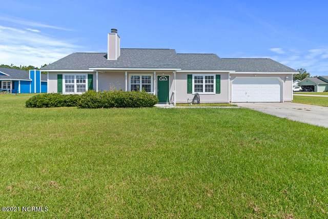 108 Foxtrail Drive, Hubert, NC 28539 (MLS #100288001) :: Berkshire Hathaway HomeServices Prime Properties