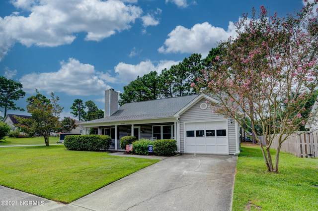 601 Silver Grass Court, Wilmington, NC 28405 (MLS #100288043) :: Berkshire Hathaway HomeServices Prime Properties