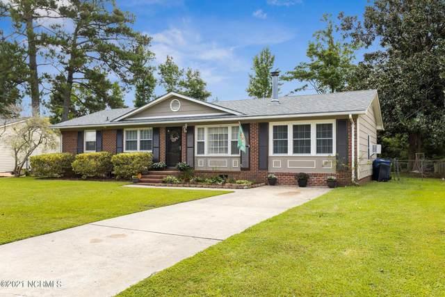 313 Tallpine Road, Havelock, NC 28532 (MLS #100288047) :: Berkshire Hathaway HomeServices Prime Properties