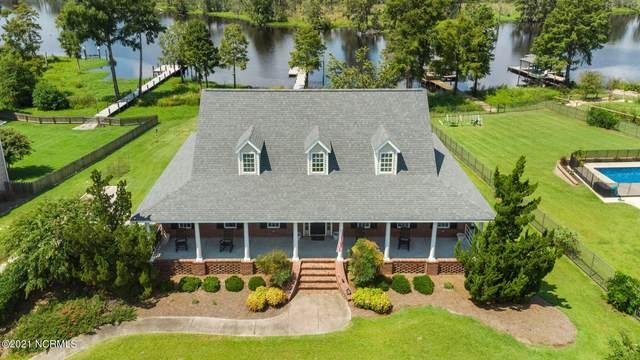 803 Trilliums Hideaway, Trent Woods, NC 28562 (MLS #100288066) :: Courtney Carter Homes