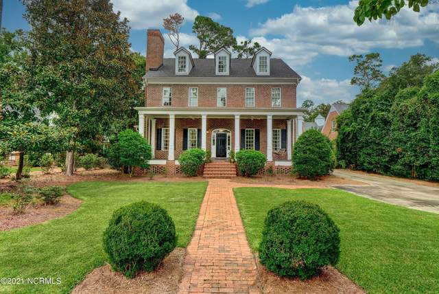 19 Forest Hills Drive, Wilmington, NC 28403 (MLS #100288095) :: Berkshire Hathaway HomeServices Prime Properties