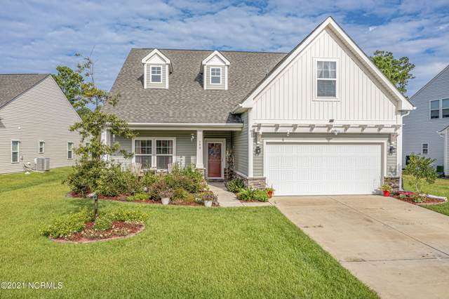 599 Meadowbrook Lane NW, Calabash, NC 28467 (MLS #100288104) :: Vance Young and Associates