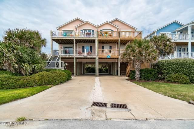 101 Ocean Boulevard B, Atlantic Beach, NC 28512 (MLS #100288184) :: Barefoot-Chandler & Associates LLC