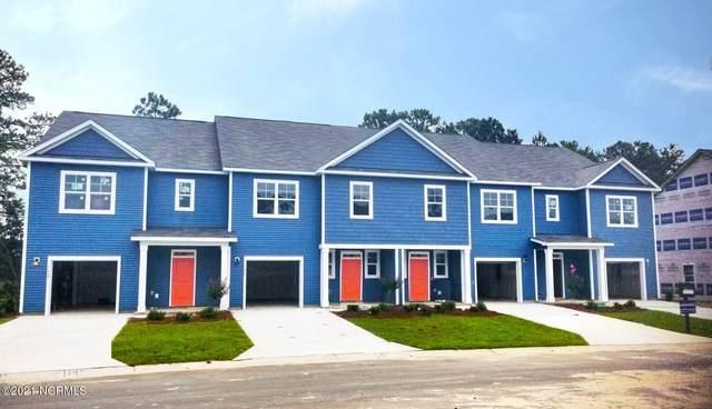 4747 Oyster Lane Unit 9, Wilmington, NC 28411 (MLS #100288195) :: Coldwell Banker Sea Coast Advantage