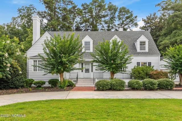 415 West Boulevard, Laurinburg, NC 28352 (MLS #100288214) :: Lynda Haraway Group Real Estate