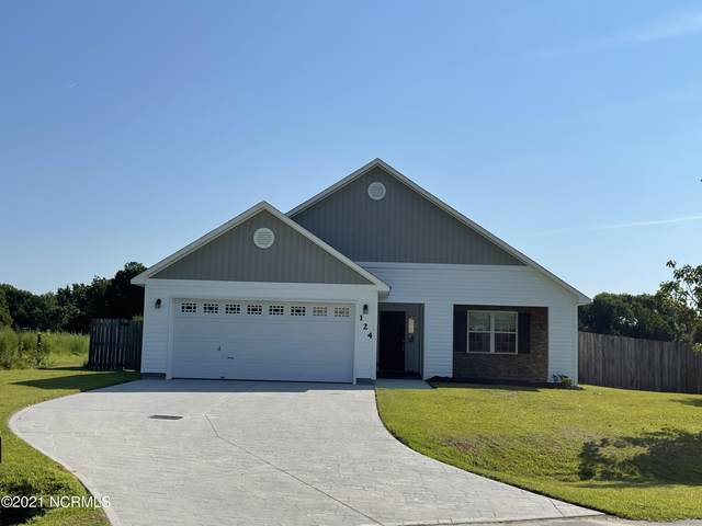 124 Silver Queen Lane, Richlands, NC 28574 (MLS #100288244) :: Shapiro Real Estate Group