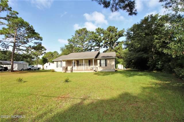 123 Paradise Lane, Newport, NC 28570 (MLS #100288246) :: Shapiro Real Estate Group