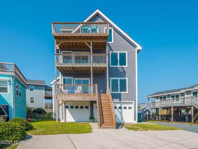 103 Mccleod Avenue, Topsail Beach, NC 28445 (MLS #100288294) :: Frost Real Estate Team