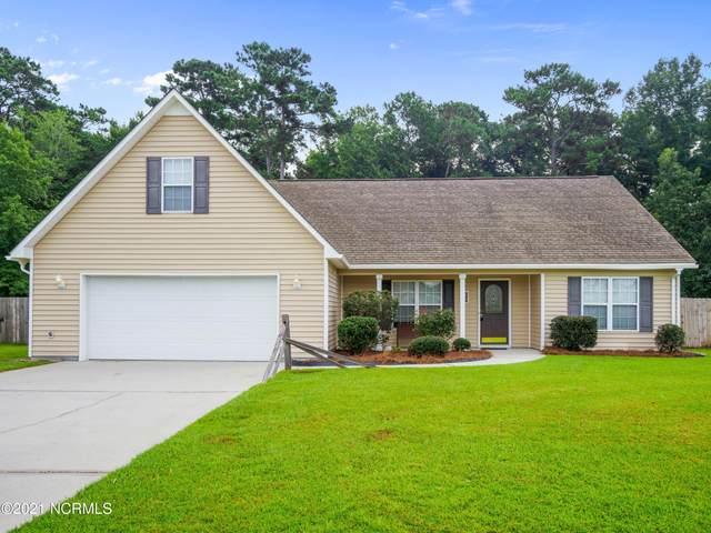 166 Macdonald Boulevard, Havelock, NC 28532 (MLS #100288299) :: Berkshire Hathaway HomeServices Prime Properties