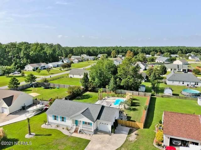 314 Appaloosa Court, Swansboro, NC 28584 (MLS #100288304) :: Lynda Haraway Group Real Estate