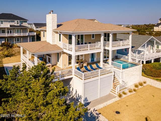 810 Ocean Ridge Drive, Atlantic Beach, NC 28512 (MLS #100288354) :: Vance Young and Associates