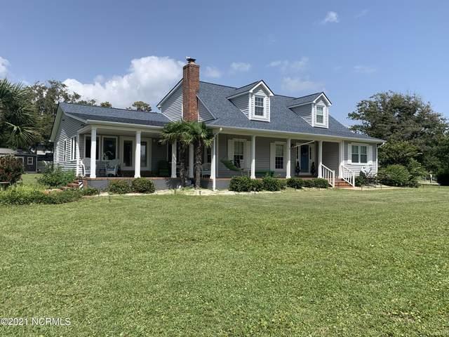 170 Bogue Drive, Newport, NC 28570 (MLS #100288359) :: Courtney Carter Homes