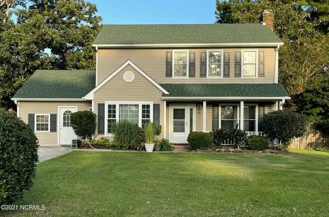 201 S Carlisle Court, Jacksonville, NC 28546 (MLS #100288371) :: Berkshire Hathaway HomeServices Hometown, REALTORS®