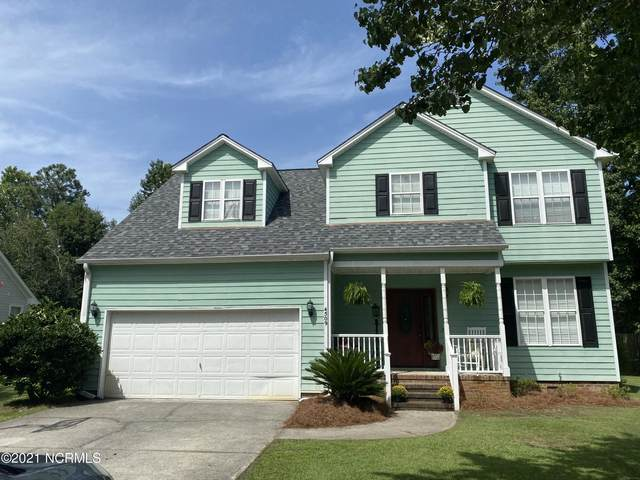 4509 Pine Hollow Drive, Wilmington, NC 28412 (MLS #100288372) :: RE/MAX Elite Realty Group
