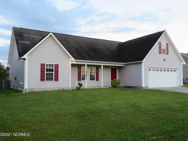 107 Killis Boulevard, Richlands, NC 28574 (MLS #100288387) :: Berkshire Hathaway HomeServices Prime Properties
