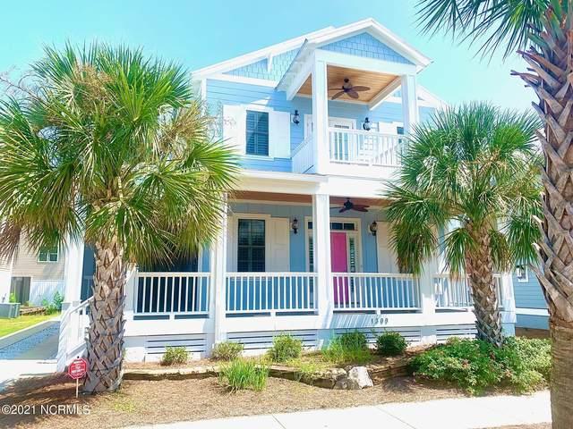 1309 Pinfish Lane, Carolina Beach, NC 28428 (MLS #100288402) :: The Rising Tide Team