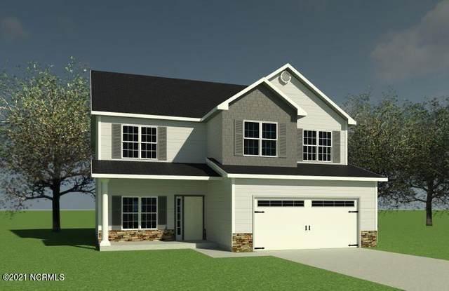 186 Moonstone Court, Jacksonville, NC 28546 (MLS #100288424) :: Barefoot-Chandler & Associates LLC