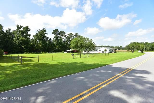 2457 White Oak River Road, Maysville, NC 28555 (MLS #100288459) :: Donna & Team New Bern