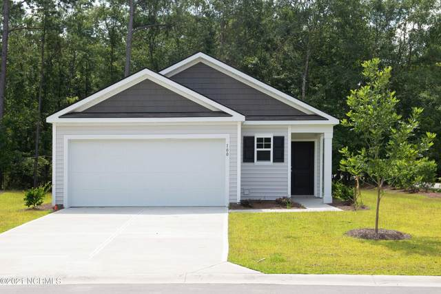 611 Airlie Vista Lane Lot 121, Surf City, NC 28445 (MLS #100288543) :: David Cummings Real Estate Team