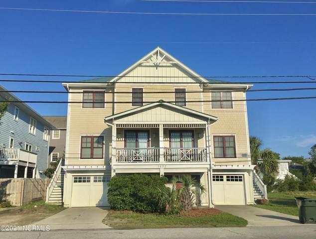 1402 N Lumina Avenue B, Wrightsville Beach, NC 28480 (MLS #100288564) :: Coldwell Banker Sea Coast Advantage