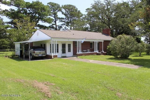 301 Manatee Street, Cape Carteret, NC 28584 (MLS #100288580) :: Barefoot-Chandler & Associates LLC