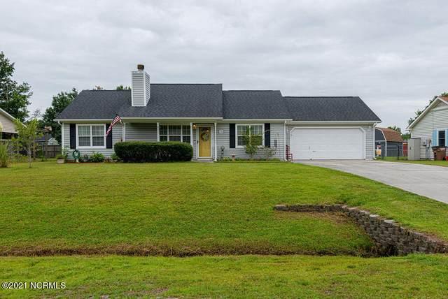 120 Glenwood Drive, Hubert, NC 28539 (MLS #100288586) :: Frost Real Estate Team