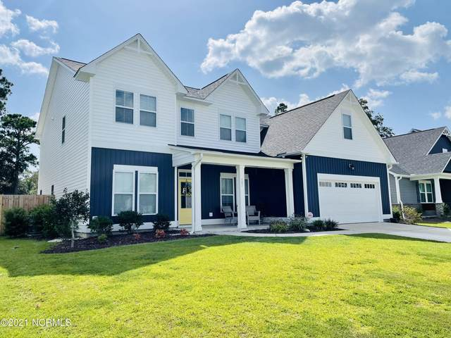 167 Downy Drive, Hampstead, NC 28443 (MLS #100288625) :: Berkshire Hathaway HomeServices Prime Properties
