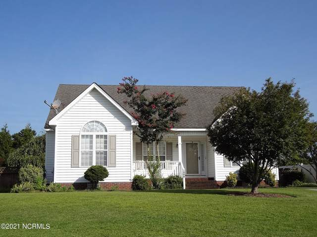 1008 Quarterpath Drive, Winterville, NC 28590 (MLS #100288664) :: Shapiro Real Estate Group