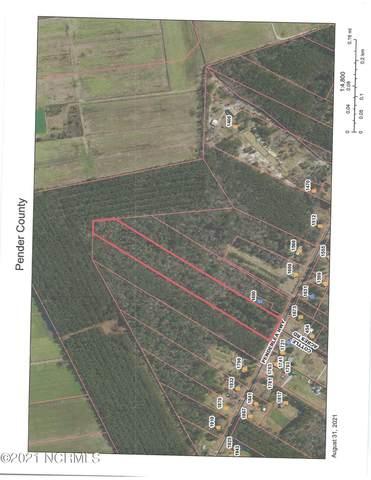 9.9 Acres Penderlea Hwy, Burgaw, NC 28425 (MLS #100288742) :: Donna & Team New Bern