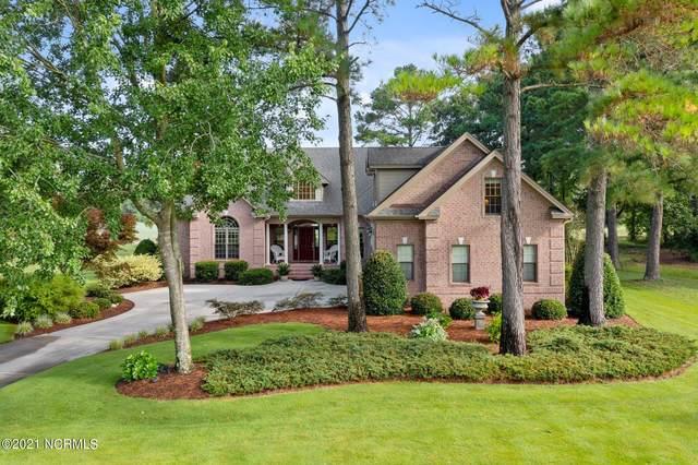219 Red Fox Run Drive, Wallace, NC 28466 (MLS #100288752) :: David Cummings Real Estate Team