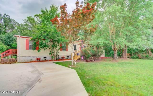 1160 Mccallister Road, Jacksonville, NC 28540 (MLS #100288760) :: Berkshire Hathaway HomeServices Prime Properties