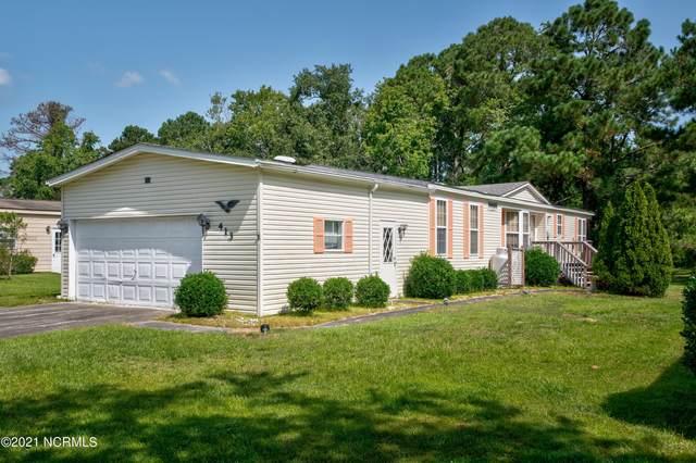 413 Quartermaster Court, Hampstead, NC 28443 (MLS #100288767) :: The Tingen Team- Berkshire Hathaway HomeServices Prime Properties
