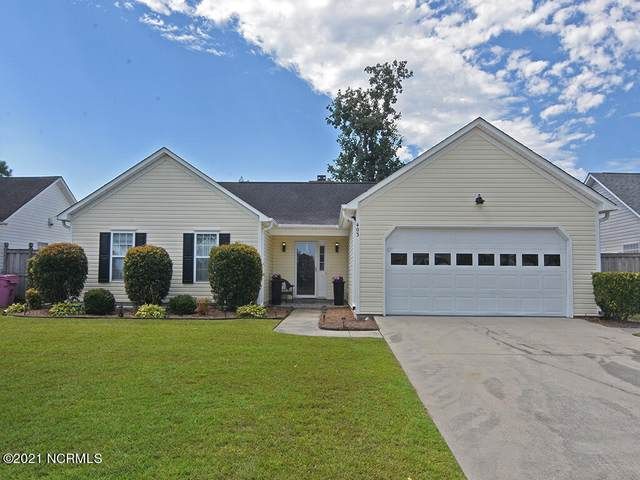 403 Point View Court, Wilmington, NC 28411 (MLS #100288779) :: The Oceanaire Realty