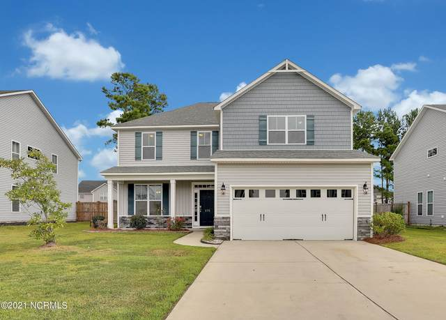 575 Heartwood Drive, Winnabow, NC 28479 (MLS #100288791) :: Berkshire Hathaway HomeServices Hometown, REALTORS®