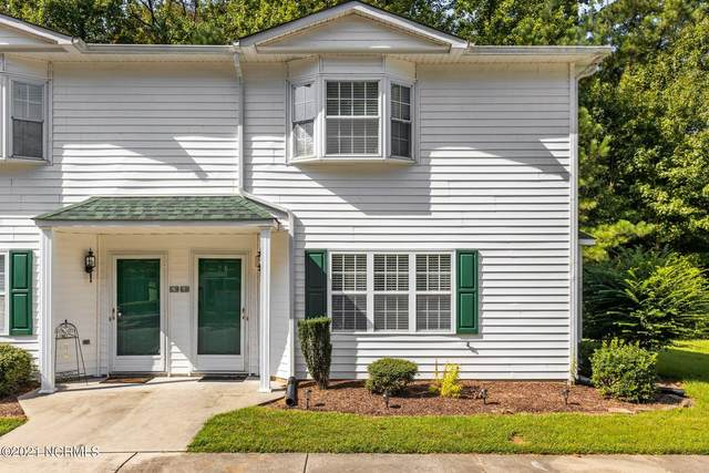 870 Spring Forest Road G10, Greenville, NC 27834 (MLS #100288832) :: Shapiro Real Estate Group