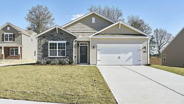 23 Murcar, Rocky Mount, NC 27804 (MLS #100288835) :: Berkshire Hathaway HomeServices Prime Properties