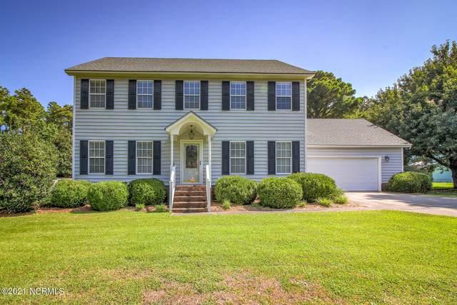 220 Rudolph Drive, Beaufort, NC 28516 (MLS #100288880) :: Berkshire Hathaway HomeServices Prime Properties