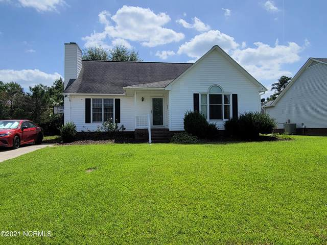 438 Channel Drive, Winterville, NC 28590 (MLS #100288882) :: The Tingen Team- Berkshire Hathaway HomeServices Prime Properties