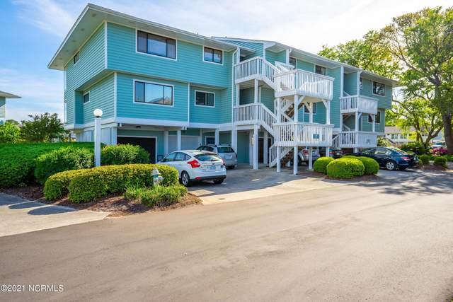 109 Teakwood Drive #801, Carolina Beach, NC 28428 (MLS #100288902) :: Holland Shepard Group