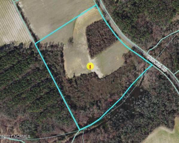 Lot B Old Mill Road, Stantonsburg, NC 27883 (MLS #100288913) :: Donna & Team New Bern