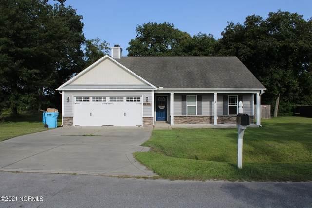 404 Duster Lane, Richlands, NC 28574 (MLS #100288917) :: David Cummings Real Estate Team