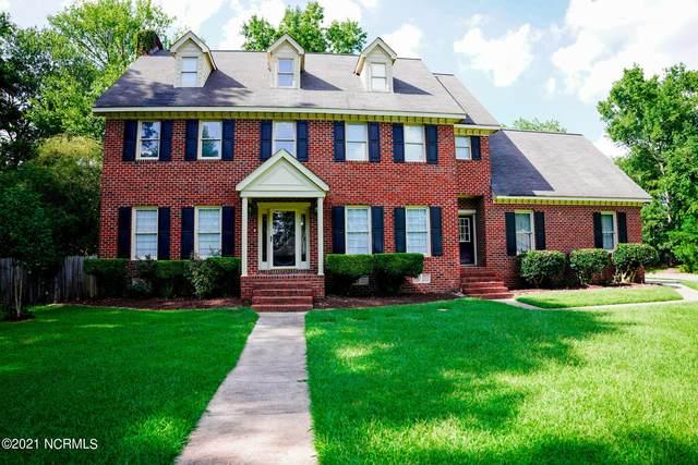 700 Kempton Drive, Greenville, NC 27834 (MLS #100288924) :: Berkshire Hathaway HomeServices Prime Properties
