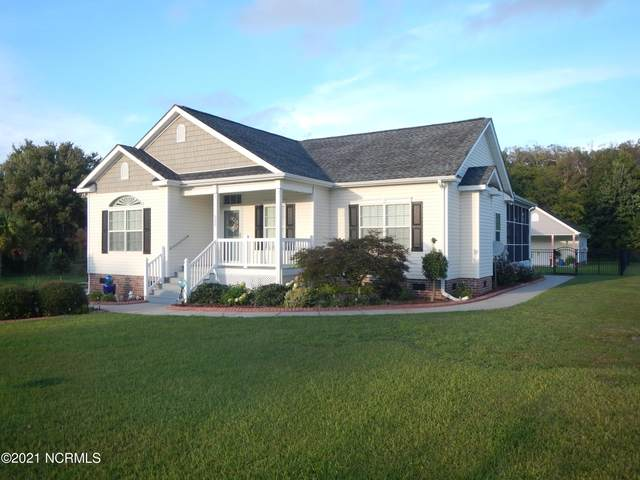 305 Clear Water Dr Drive, Newport, NC 28570 (MLS #100288938) :: Berkshire Hathaway HomeServices Prime Properties