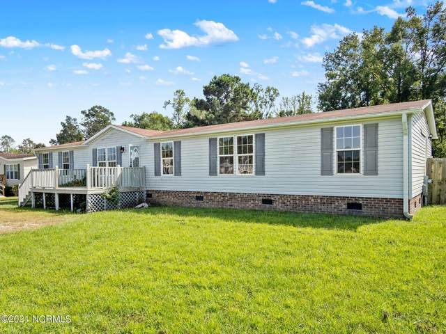 105 Buckskin Drive, Maysville, NC 28555 (MLS #100288948) :: Holland Shepard Group