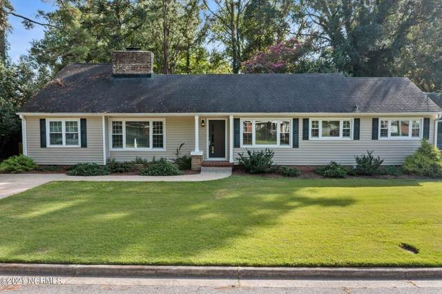 1104 N Overlook Drive, Greenville, NC 27858 (MLS #100288961) :: Vance Young and Associates