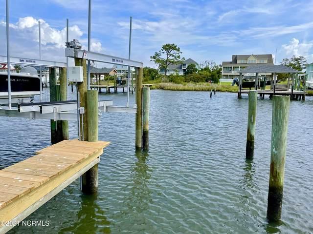 110 Pintail Lane, Harkers Island, NC 28531 (MLS #100288968) :: The Rising Tide Team
