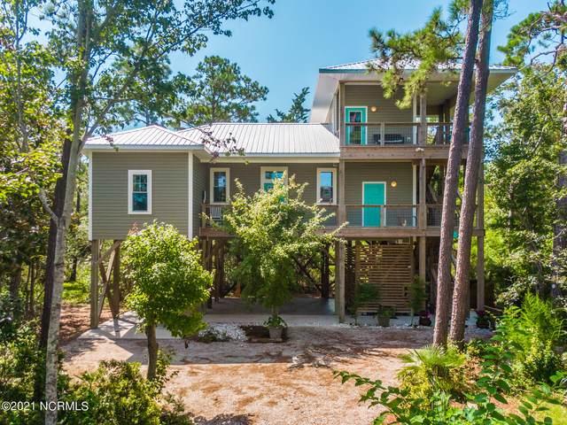 211 Lewis Drive, Carolina Beach, NC 28428 (MLS #100288980) :: The Keith Beatty Team
