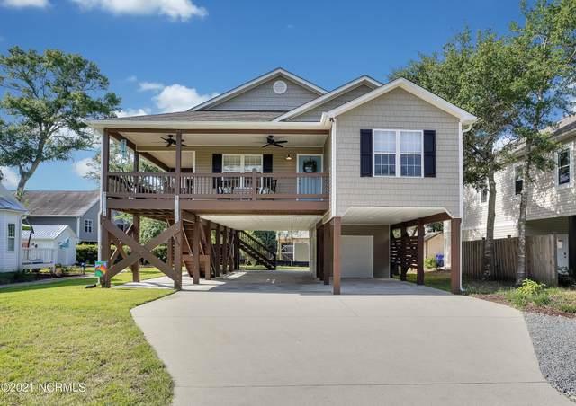 305 W Oak Island Drive, Oak Island, NC 28465 (MLS #100288986) :: Berkshire Hathaway HomeServices Prime Properties