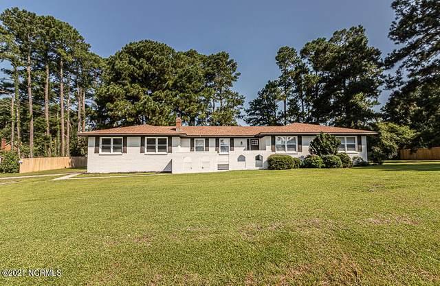 101 Leon Drive, Greenville, NC 27858 (MLS #100288992) :: Berkshire Hathaway HomeServices Prime Properties